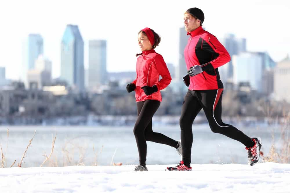 Cold Weather Running, It Doesn't Have to Be Miserable