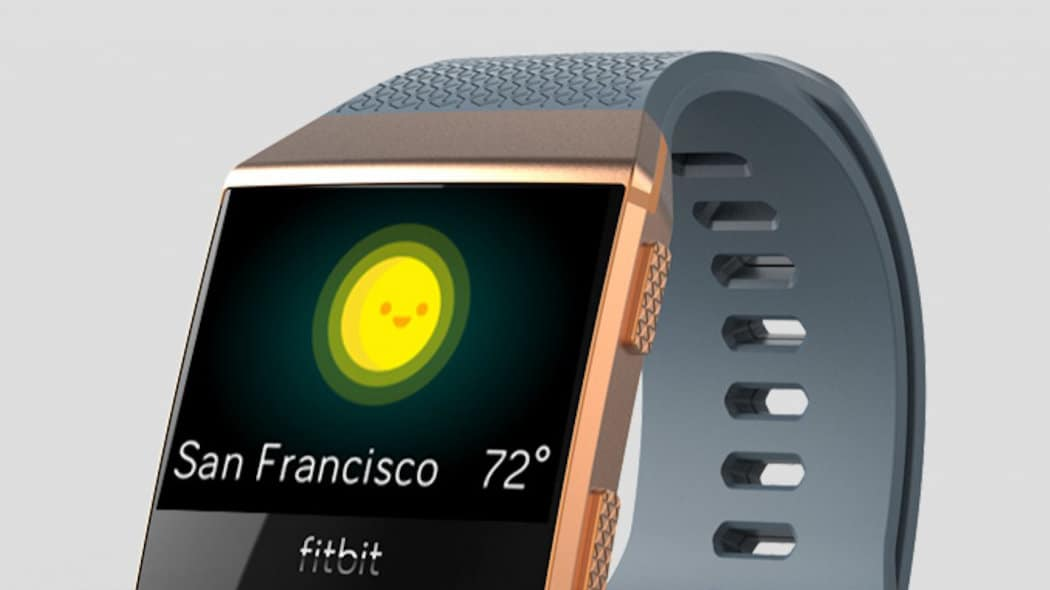 Fitbit's smartwatch: all of the news and rumors