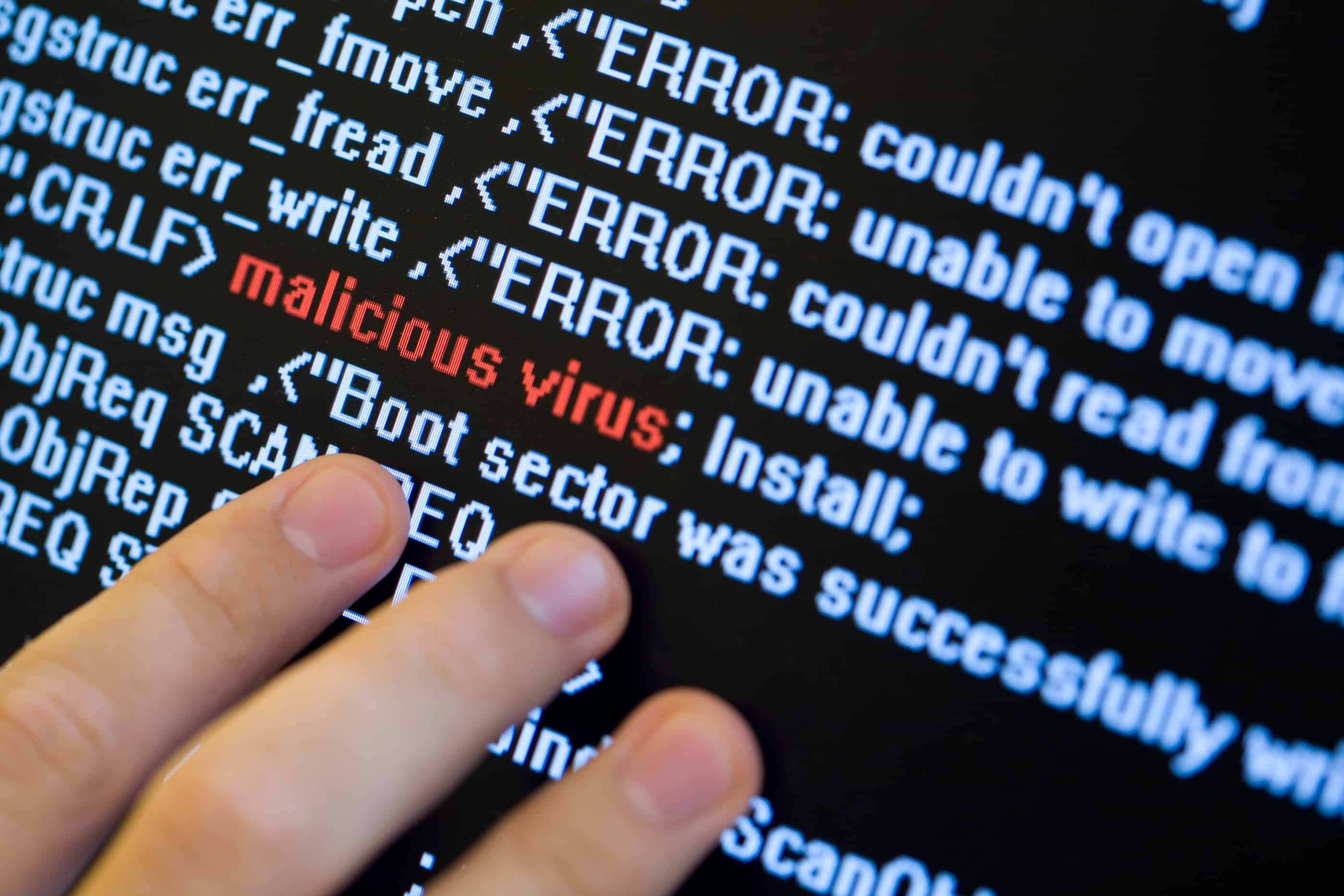 Types of Cyber Security Threats