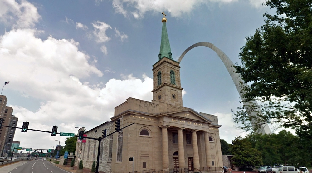 st. louis first cathedral