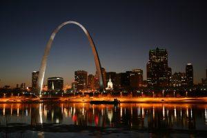 History of St Louis Missouri